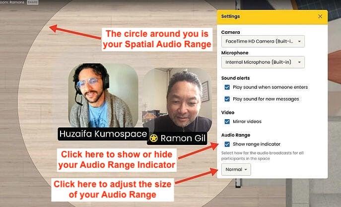 audio range ramon screenshot-1