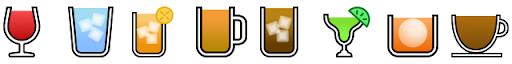 drink options
